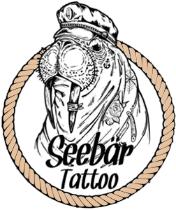 Seebaer Tattoo Kiel Logo